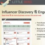 Little Bird un servicio que te permite saber quienes son las personas más influyentes en internet