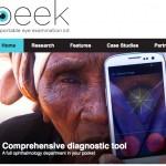 Una aplicación de smartphone para hacer exámenes médicos de la vista en zonas rurales