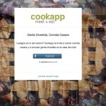 Cookapp la aplicación que permite a cualquier chef ganar dinero convirtiendo su casa en un restaurante
