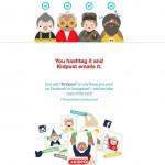 Un servicio que te permite enviar gratis tus fotos de Facebook e Instagram por email