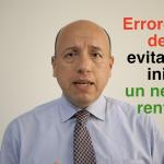 3 Errores que debes evitar para iniciar un negocio rentable
